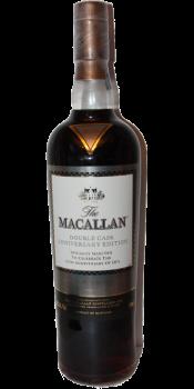 Macallan Double Cask Anniversary Edition