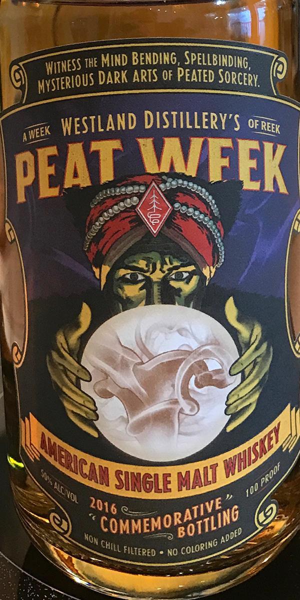 Westland 2016 Peat Week