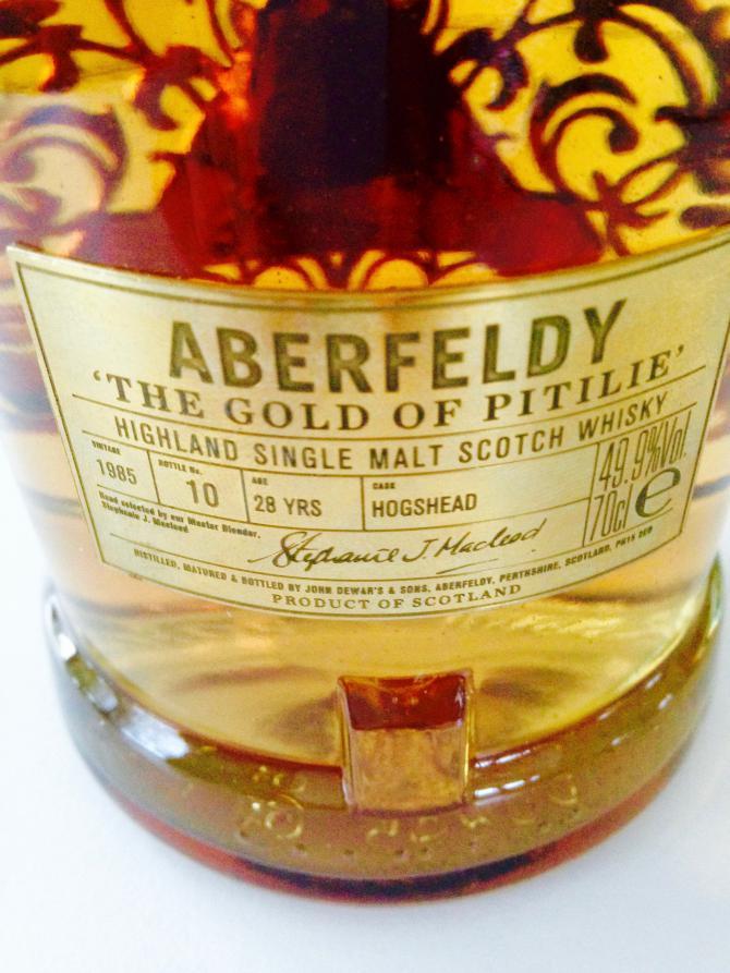 Aberfeldy 1985