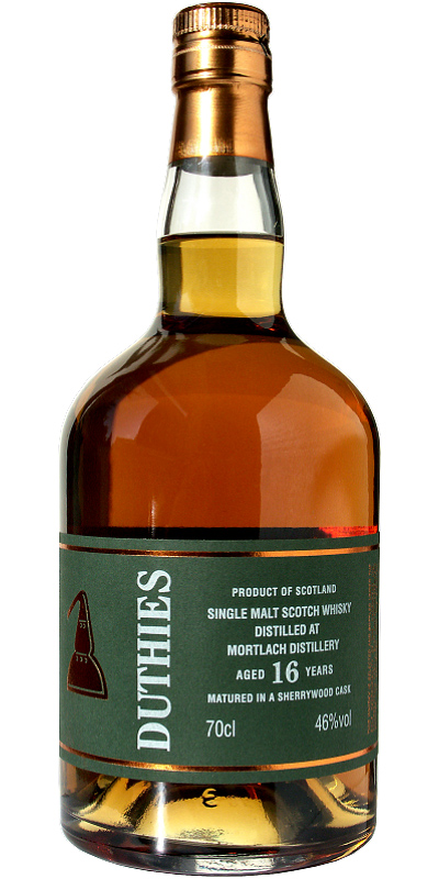 Mortlach 16-year-old CA