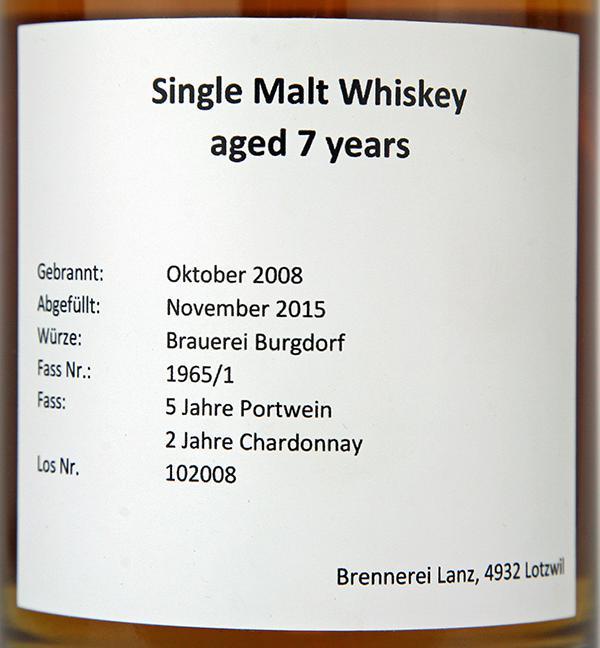 Mühli Whiskey 2008