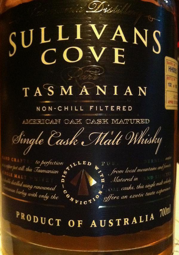 Sullivans Cove 1999