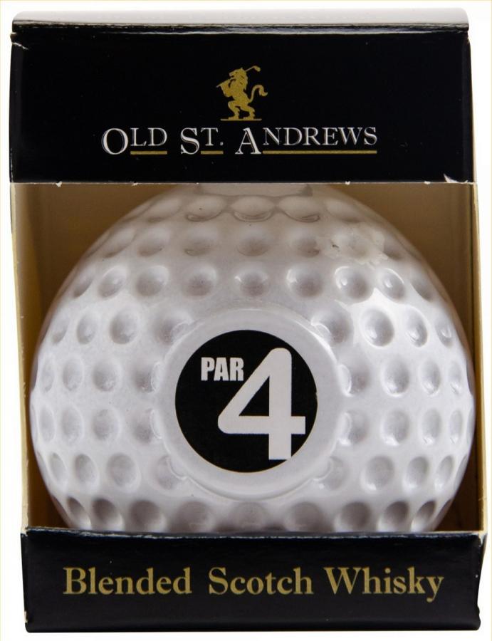 Old St. Andrews Par 4