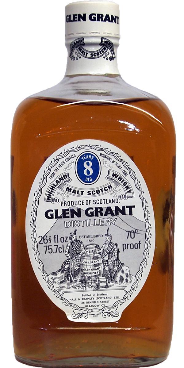 Glen Grant 08-year-old