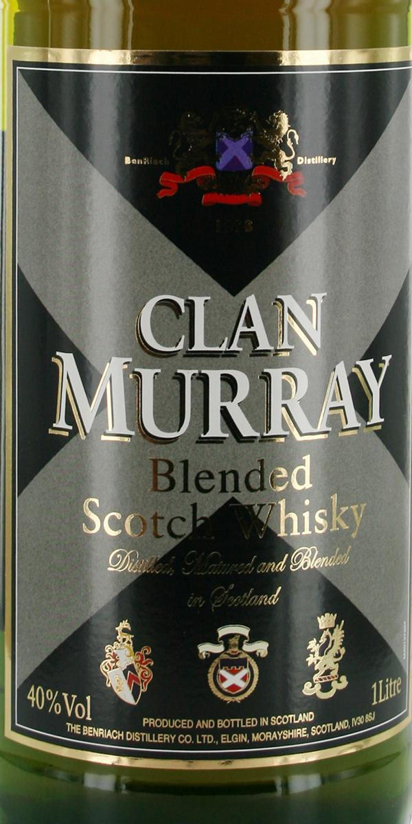 Clan Murray Blended Scotch Whisky