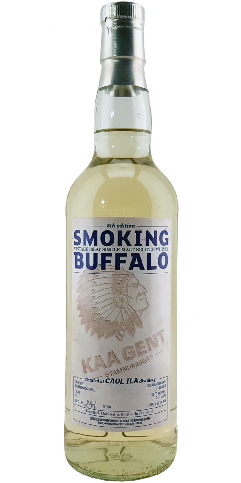 Smoking Buffalo 8th Edition TBD