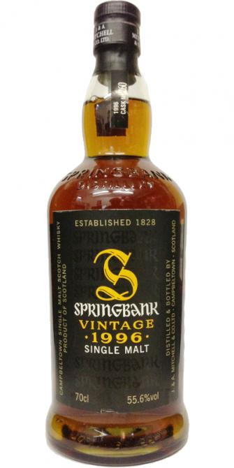 Springbank 1996