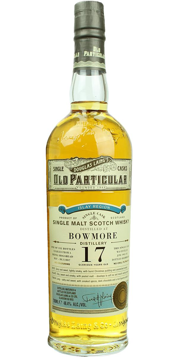 Bowmore 1998 DL