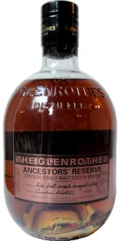 Glenrothes Ancestors' Reserve