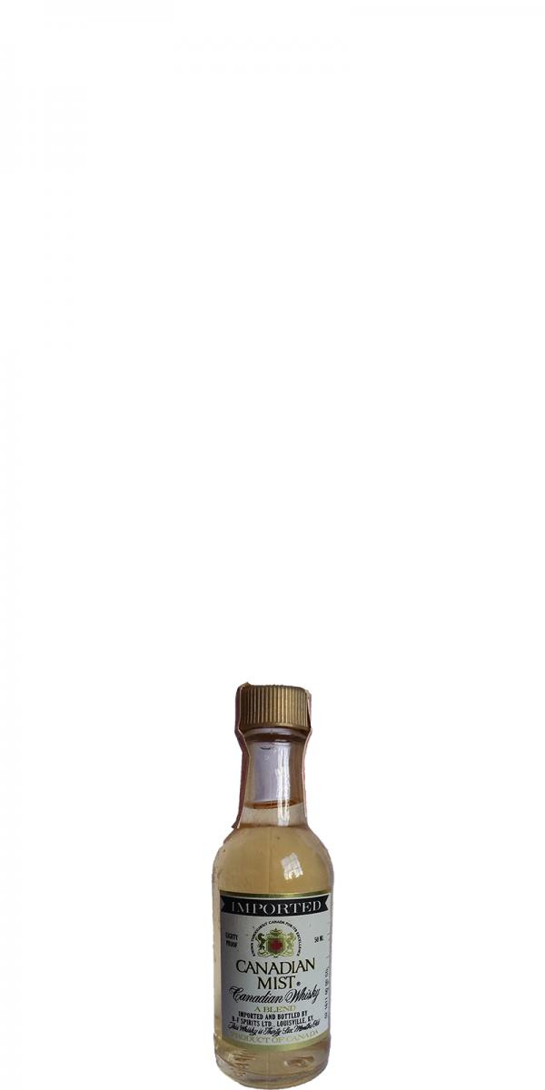 Canadian Mist Canadian Whisky