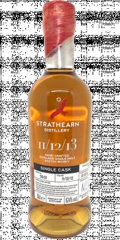 Strathearn Inaugural Single Cask Bottling