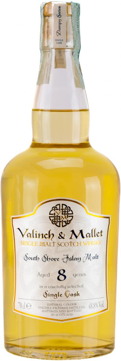 South Shore Islay Malt 2008 V&M