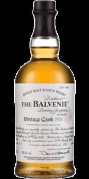 Balvenie 1978 Vintage Cask