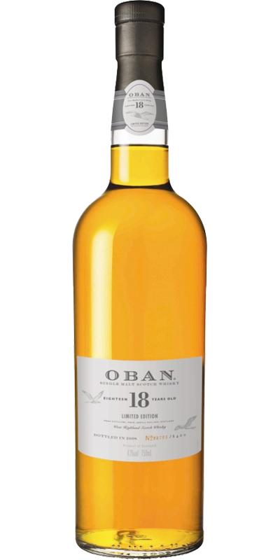 Oban 18-year-old