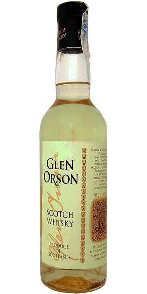 Glen Orson Scotch Whisky