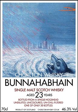 Bunnahabhain 23-year-old ChWh