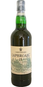 Laphroaig 15-year-old HRH The Prince of Wales