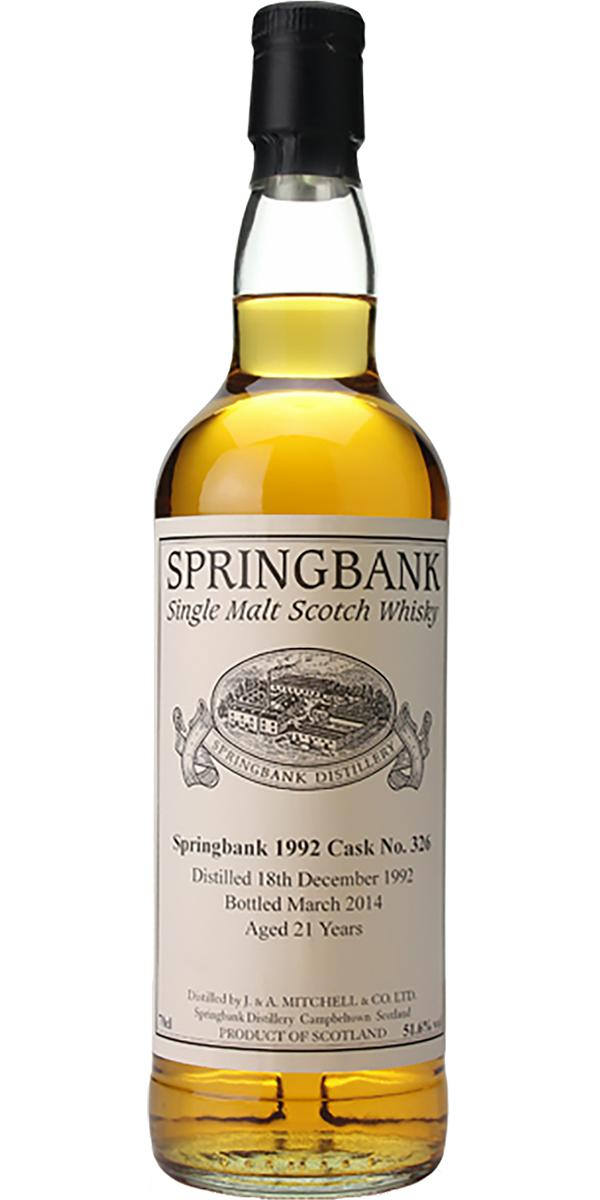 Springbank 1992