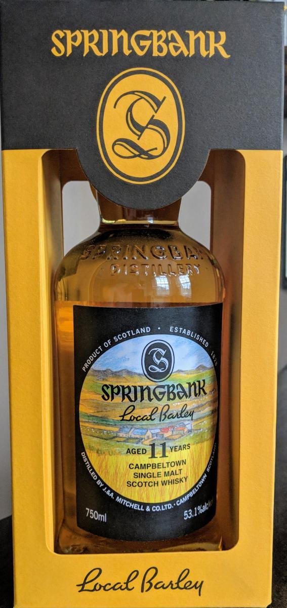 Springbank 2006