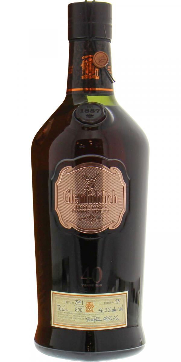 Glenfiddich 40-year-old