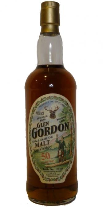 Glen Gordon 1939 GM
