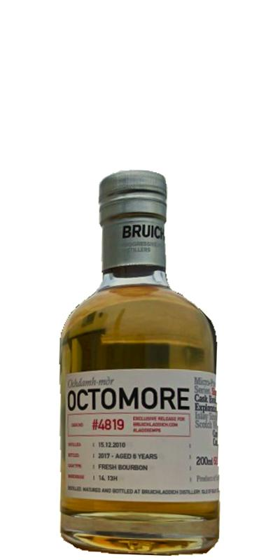Octomore #LADDIEMP6 - 2010