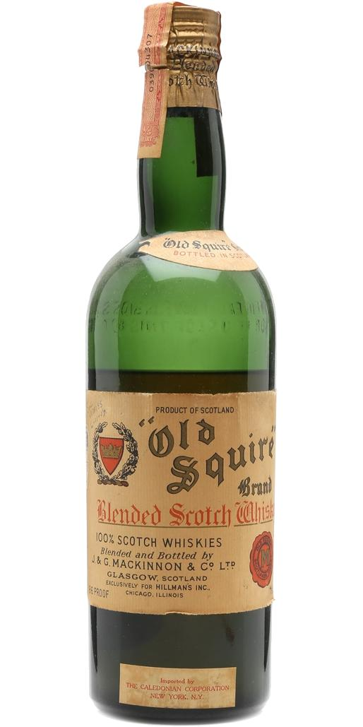 Old Squire Blended Scotch Whisky