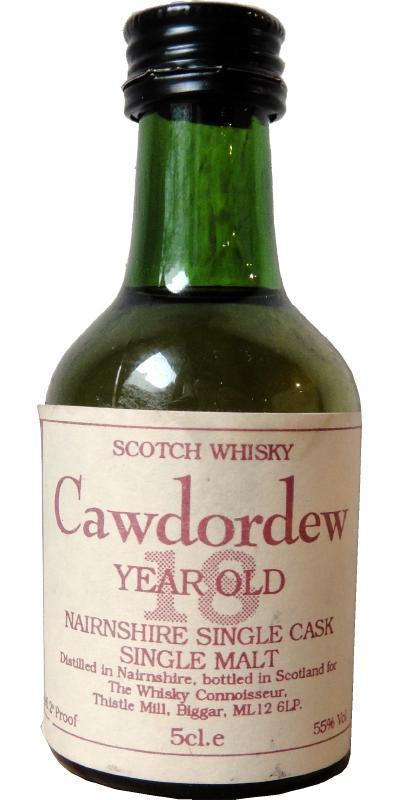 Cawdordew 18-year-old WC
