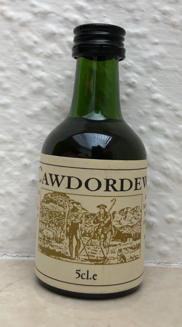 Cawdordew 19-year-old WC