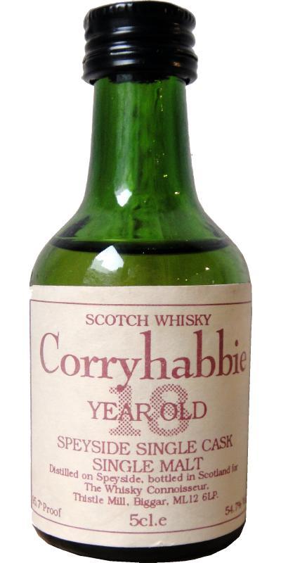 Corryhabbie 18-year-old WC