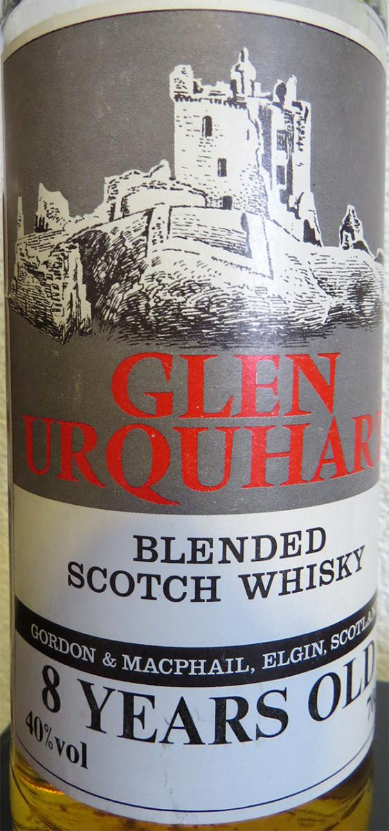 Glen Urquhart 08-year-old GM