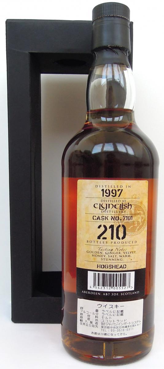 Clynelish 1997 Kb