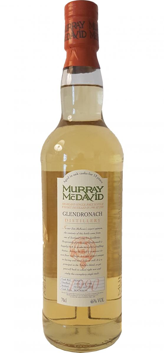 Glendronach 1990 MM