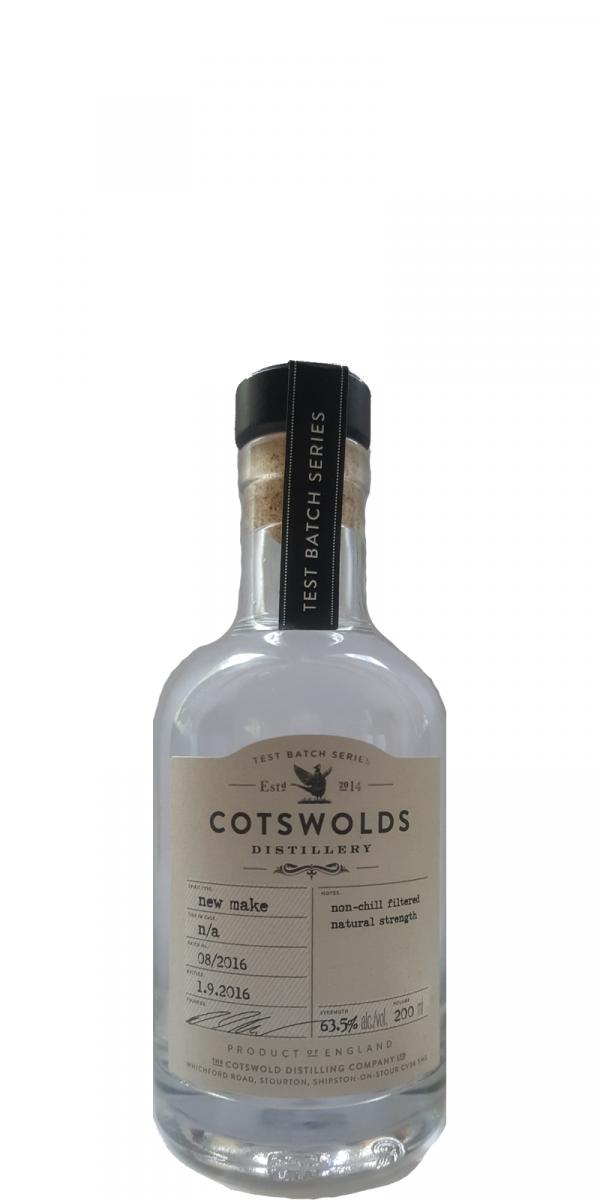 Cotswolds Distillery 2016 - New Make