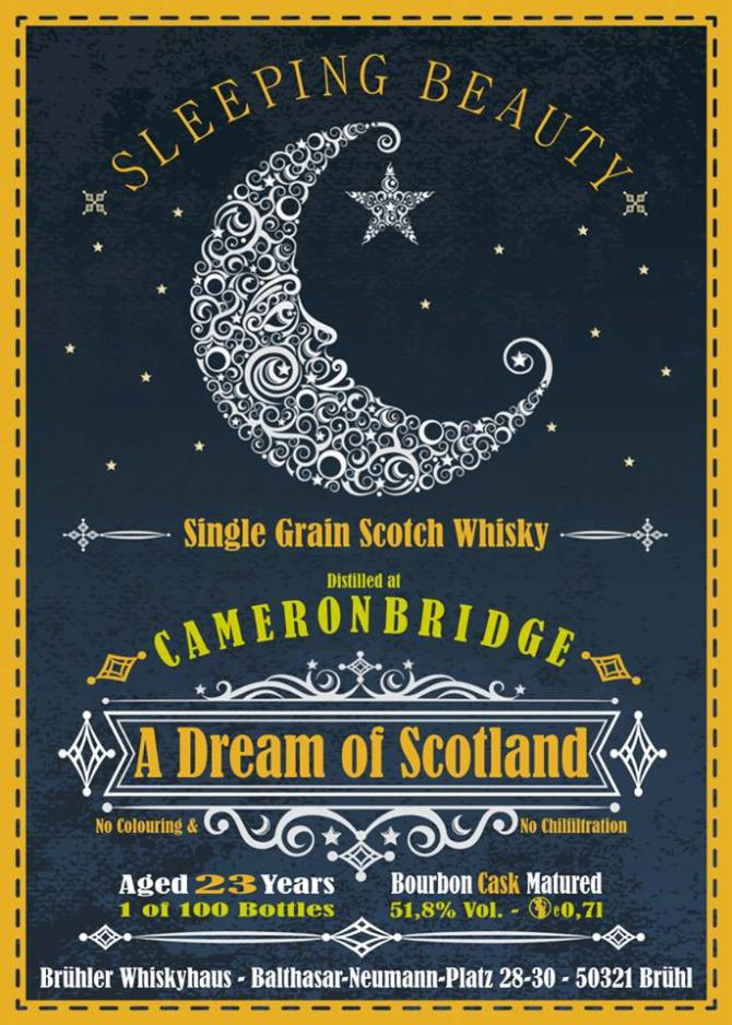 Cameronbridge 23-year-old BW