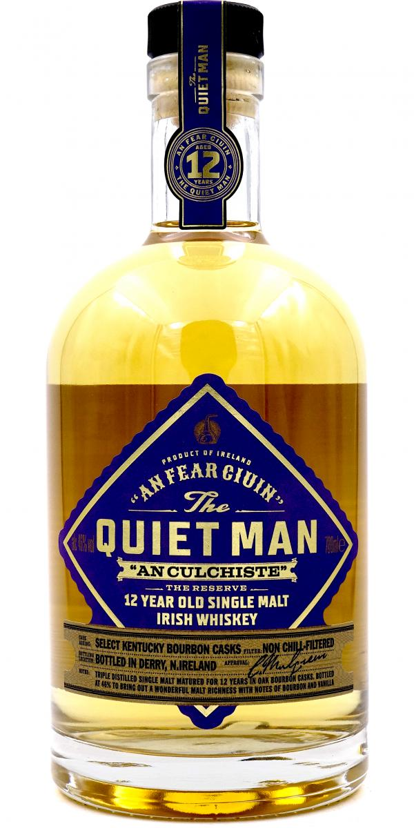 The Quiet Man 12-year-old