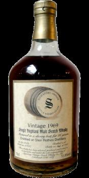 Glenrothes 1969 SV