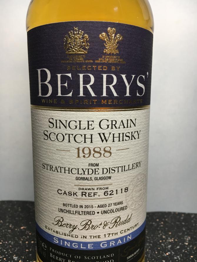 Strathclyde 1988 BR