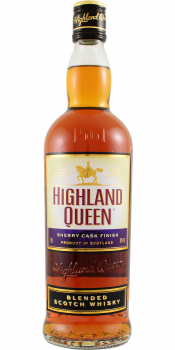 Highland Queen Sherry Cask Finish HQSW