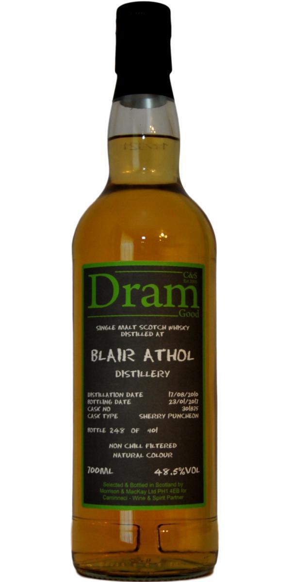 Blair Athol 2010 C&S