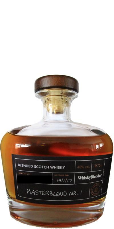 Blended Scotch Whisky My Personal Blend@Whiskyblender