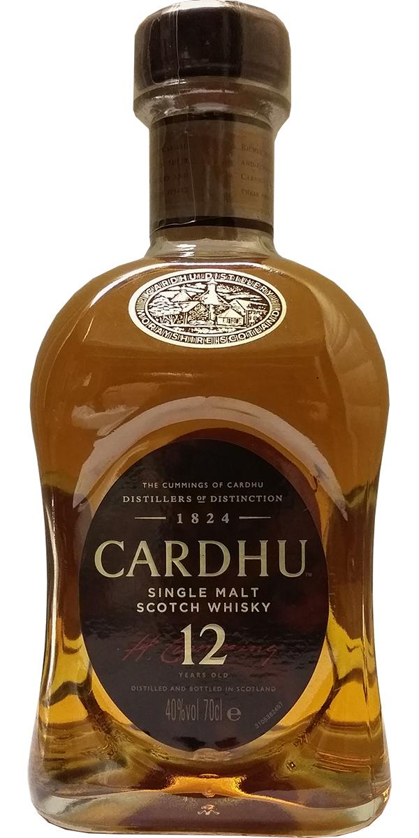 Cardhu 12-year-old