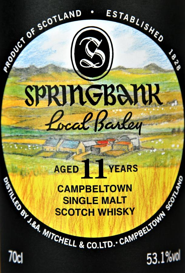 Springbank 11-year-old