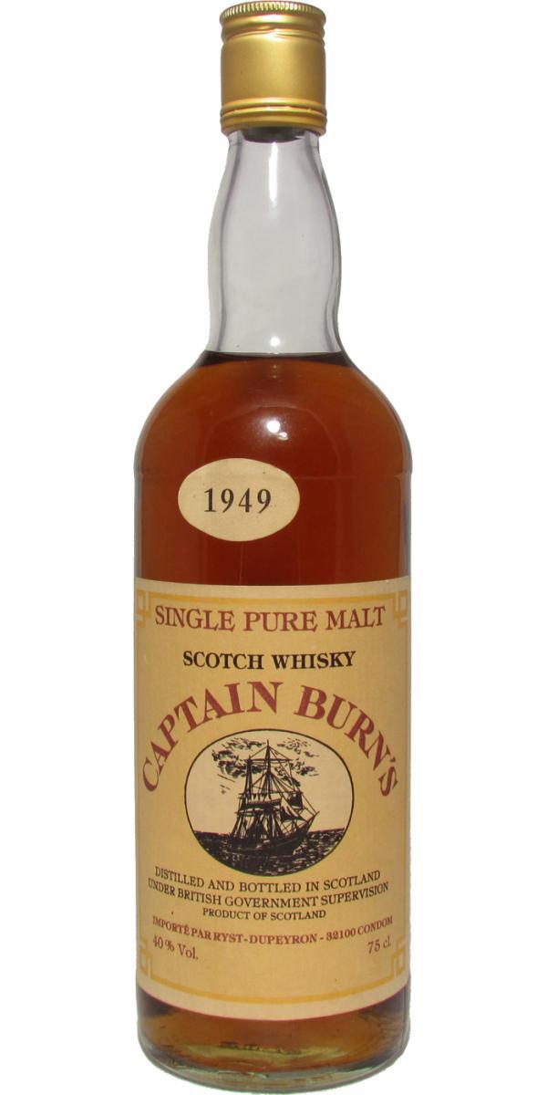 Captain Burn's 1949 CpB