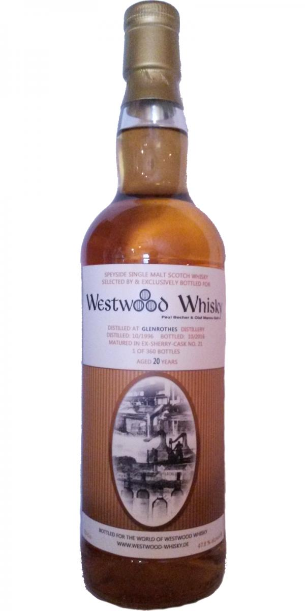 Glenrothes 1996 WwW