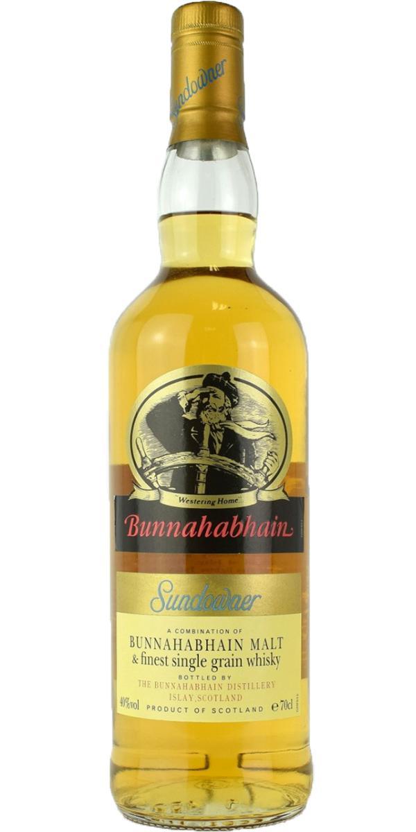 Bunnahabhain Sundowner