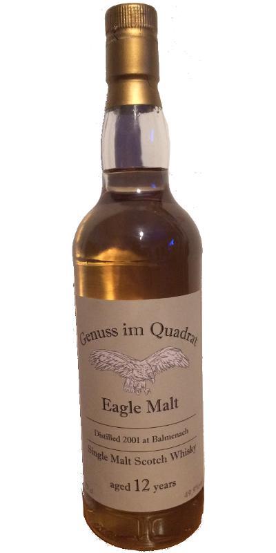Balmenach 2001GiQ Eagle Malt