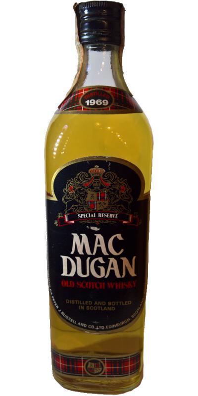 Mac Dugan 1969