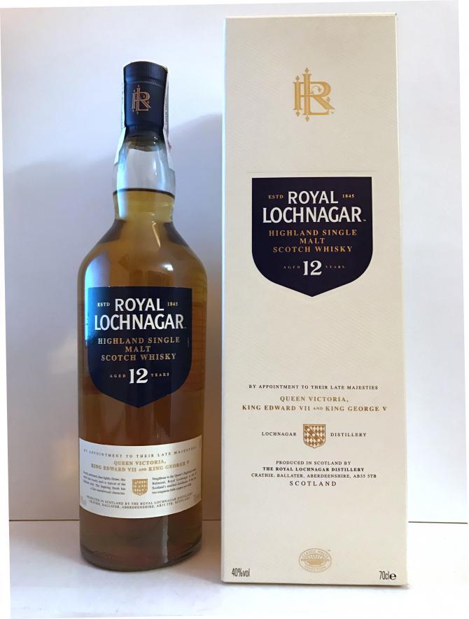 Royal Lochnagar 12-year-old