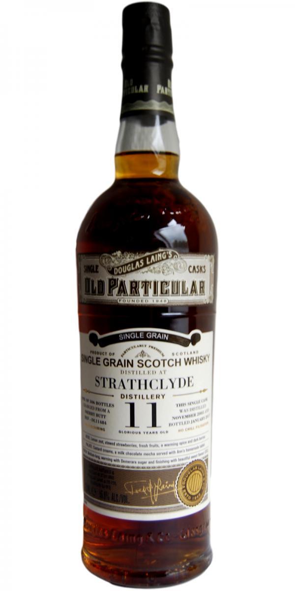 Strathclyde 2005 DL